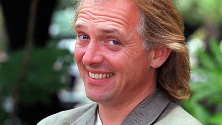 Rik Mayall in 1999 who died this morning, a spokesman for Brunskill Management said. PRESS ASSOCIATI