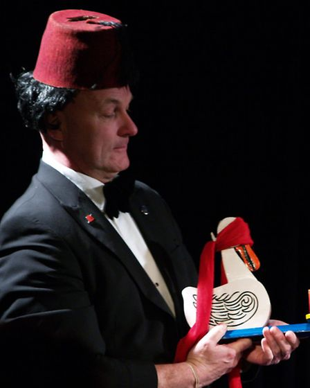 Haverhill Festival, The Magic and Mirth of Tommy Cooper