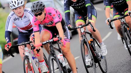 High-profile events such as the Women's Cycling Tour have boosted health and fitness levels in the c