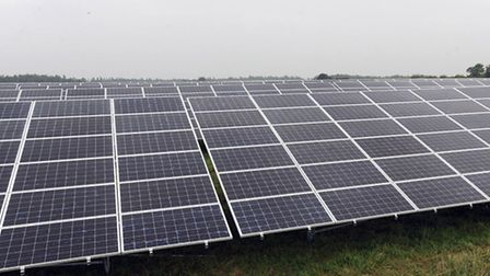 Proposals to build a solar farm in Baylham have been withdrawn