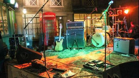 Bands will take to the stage at at the Bressingham Steam Museum on Saturday, October 7 to raise mone
