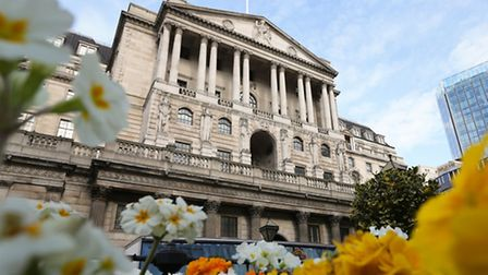 The Bank of England again left its interest rate on hold at 0.5% today.