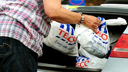 Tesco today reported a 3.7% decline in like-for-like sales over the past three months.