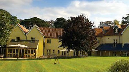 The Old Deanery care home, Bocking near Braintree