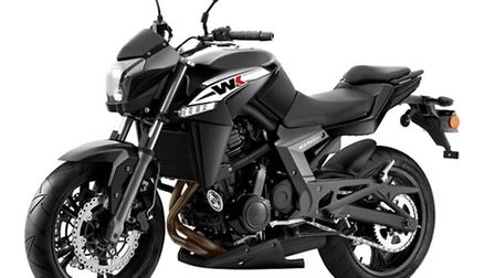 The WK 650i.