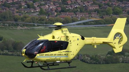 The East of England Air Ambulance