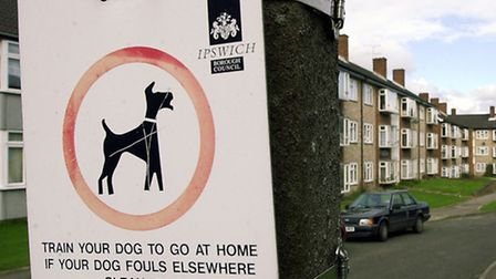 Woman fined over dog fouling