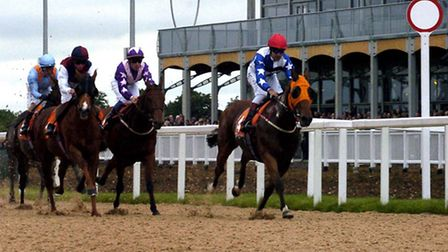 The first public meeting at the Great Leighs Racecourse, as it was then known, back in 2008.