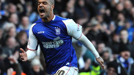 David McGoldrick is set for a return to the field tonight after a lengthy injury