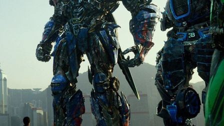 Transformers: Age Of Extinction.