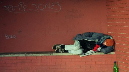 Figures from Colchesters Draft Homelessness Strategy 2014  2019, published by the borough council,