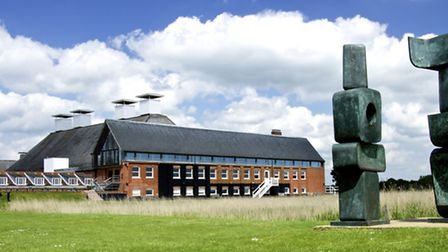 Snape Maltings is the home of many of the Aldeburgh Foundation's events.