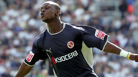 Leroy Lita, in action for former club Reading