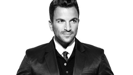 Peter Andre played Newmarket Nights on Saturday. His tour comes to Ipswich next month.