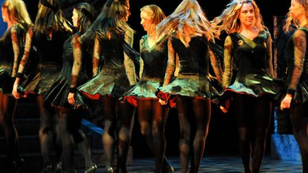 Riverdance the 20th Anniversary Tour comes to Southend and Ipswich next month