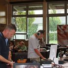 Signals UK's exhibition at Trinity Park last year. This year's Audio Show East event takes place on