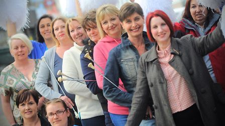 Majorettes from the 1970s and 80s are to reform for the Sudbury Carnival this year.