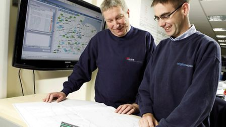 Kier MG is one of four contractors awarded deals by Anglian Water.