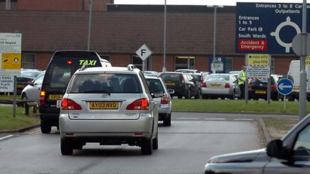 Relatives of chronically-ill patients must be given free or cheap car parking at hospitals