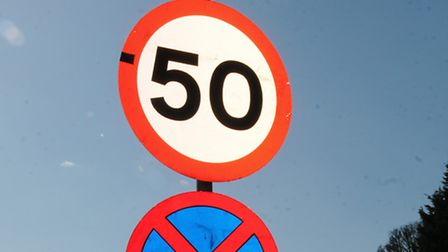 Parish chiefs are calling for motorists to slow down on the A140 Photo:Sonya Duncan