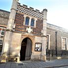 The Guildhall, in Bury St Edmunds.