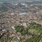 Picture by Mike Page shows Bury St Edmunds