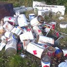 St Edmundsbury and Forest Heath have issued a warning against fly-tippers