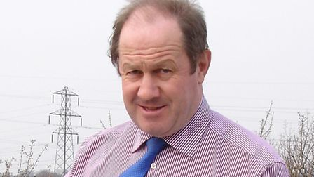 Suffolk police and crime commissioner Tim Passmore has insisted he is not hatching up a secret plan