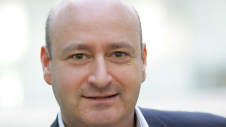 Jeff Henry, who is to become chief executive of Archant from September 1.