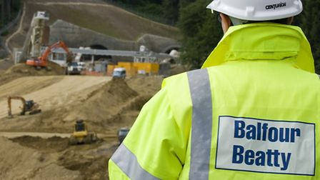 Balfour Beatty has set out its reasons for rejecting a takeover approach from Carillion.