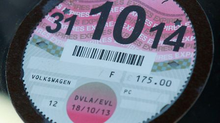 A paper tax disc will no longer need to be displayed after October 1.