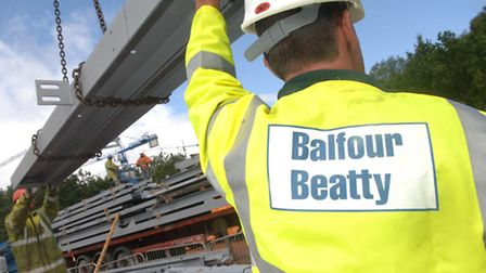 Balfour Beatty has rejected the latest merger approach from rival Carillion.