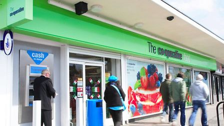 A Co-operative Group foodstore