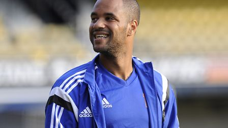 David McGoldrick, pictured before his comeback at Southend last Tuesday