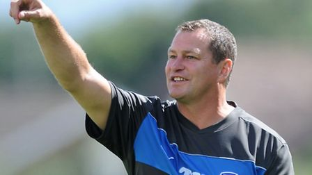 Tony Humes is the new Colchester United manager