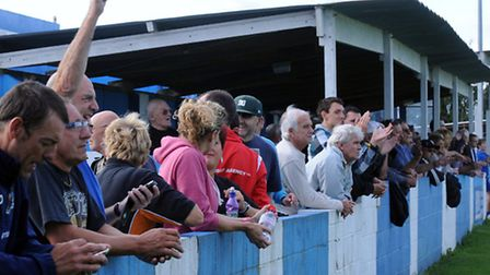 Ipswich Wanderers entertain Hoddesdon Town in the FA Cup on Saturday at Humber Doucy Lane Supporte