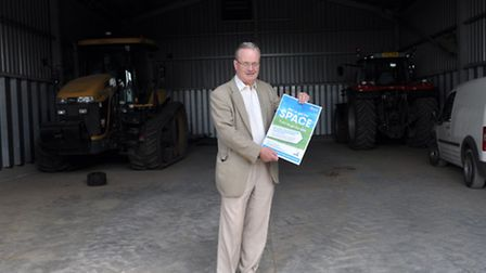 Suffolk County Councillor James Finch, helped by others, has been looking at how to implement a new