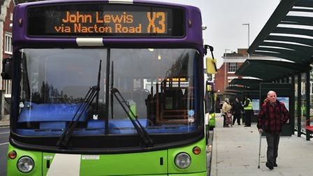 A total of 17.4 million passenger journeys were recorded by local bus services in the county in 20