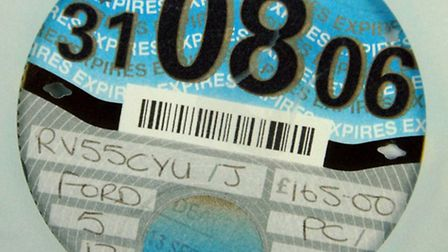 Car tax disc consigned to history