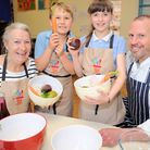 Earlier this year Orford Primary School celebrated Food Revolution Day with celebrity chef Gennaro C