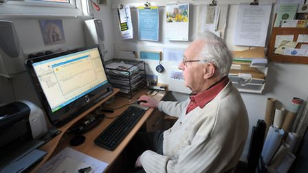 Derek Newby who lives in Wenhaston has suffered months of problems with his phone and internet servi