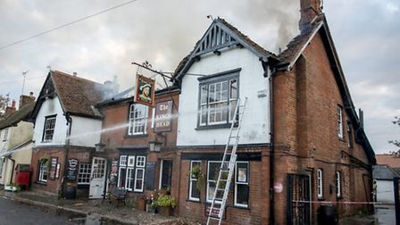 The King's Head, Bradwell. Photo: Essex County Fire and Rescue Service