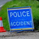A pile up has closed one lane of the Orwell Bridge.