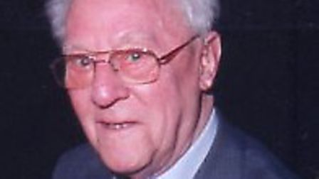 Ken Salmon, who was killed in a crash on the A120 at Little Bentley on Tuesday September 23 2014. K