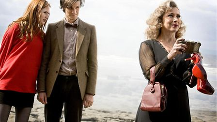 Dr Who's River Song (Alex Kingston) understood that knowing the ending of a story was dangerous and