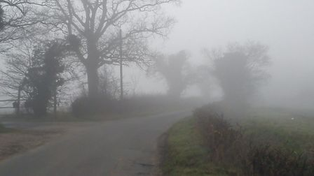Fog - library image.