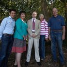 Ufford Parish Council recently took over ownership of nearly 20 acres of woodland from Suffolk Coast