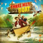 Three Men In A Boat which is being staged at the Theatre Royal, in Bury St Edmunds, as part of the A