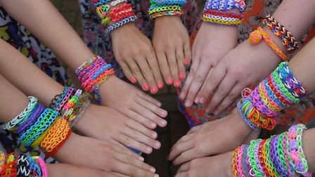 Have you got a loom band?