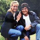 A jacket worn in the Lovejoy TV series is up for auction at Mander's Auction Centre in Newton Green.